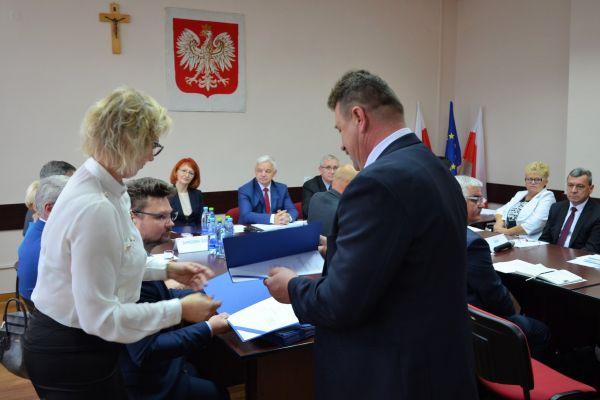 I Sesja VIII Kadencji