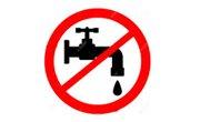 Grafika - Brak wody